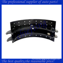 Good quality 4709 brake shoe