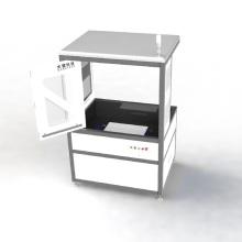 Laptop Lautsprecher Schleifen Polieren modulare Workstation