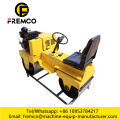 Small Double Drum Vibratory Road Roller