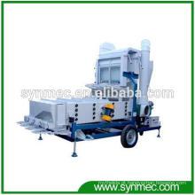 Máquina de limpeza de soja de arroz de girassol (maquinaria agrícola)