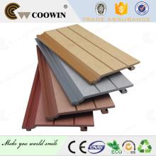 Bom preço wpc materiais de revestimento exterior