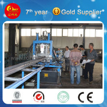 Machine de formage de rouleaux de panneaux en acier CZ Purlin Color Steel