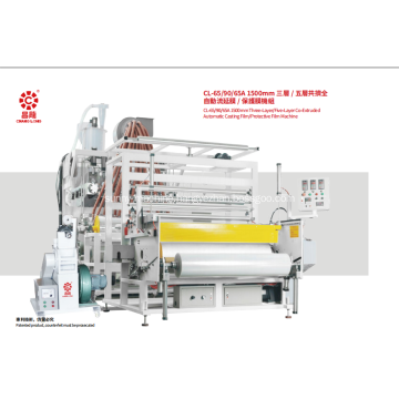 Fully Automatic Cast Film Machine