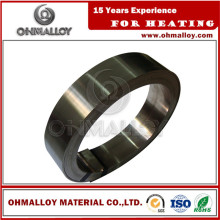 Ohmalloy Invar 36 Strip 0.2mmx110mm para elemento de rádio