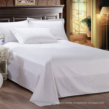 White Hospital Bed Sheet Set Linen (DPFB8047)
