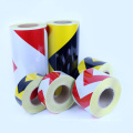 Diamond Grade 3m Quality Yellow Conspicuity Pet Reflective Tapes