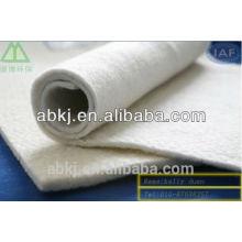 Fibra de fibra de carbono perforada Fieltro de lana