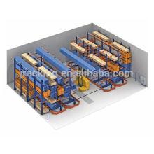 Sistema de almacenamiento vertical automático Jracking warehouse