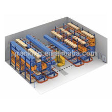 Jracking warehouse automatic vertical storage system