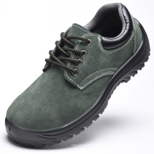 Factory Price Construction  Leather Steel Toe breaker buffalo casual Safety Shoes for men