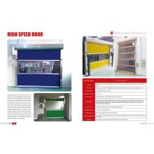 Safety Airbag Security Fast Action Fabric Roller Door