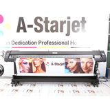 Eco Friendly 1440 Dpi A Starjet Printer Epson Solvent With Photoprint Software