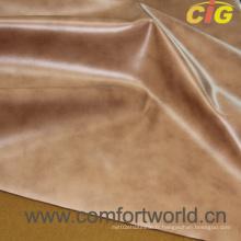 Cuir de vêtement imprimé (SCPU04023)
