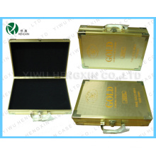 Hot Sale Alumium Gold Case (HX-G001)