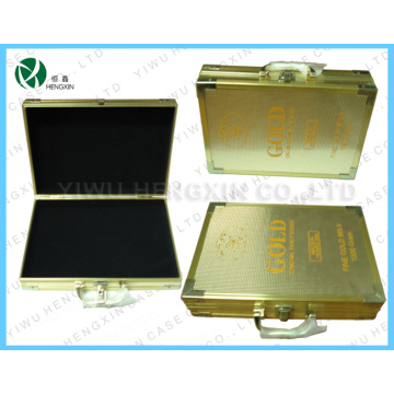 Hot Sale Alumium Gold Case (HX-G001)