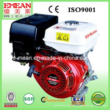 Motor a gasolina 6,5pH, máquina a gasolina de 4 tempos, motor a gasolina