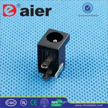 Prise de connecteur de 12v dc, prise dc imperméable de 2.5mm