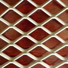 Расширенный металл для фильтрации/ Алмаз ручка/ Алмаз сетки/просечно-вытяжной экран