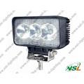 Luz de trabajo LED de 9W para lámpara de conducción Luz de conducción LED para tractor todoterreno de 10-30 V / Luz de inundación