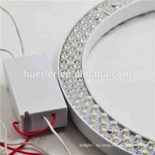 Las importaciones chinas al por mayor AC220V led anillo de luz llevó la lámpara de luces LED