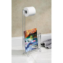 Classico Magazine and Toilet Tissue Stand
