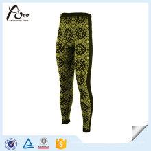 Pantalons thermiques chauds bon marché nouveaux de sous-vêtements de sports chauds