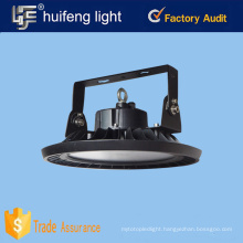 IP65 factory warehouse industrial 120w 200w linear UFO led high bay light