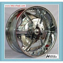top quality competitive price beautiful chrome color 20 inch car rims