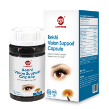 Supplemento di erbe luminoso di cura della capsula Eye-Clean Eye