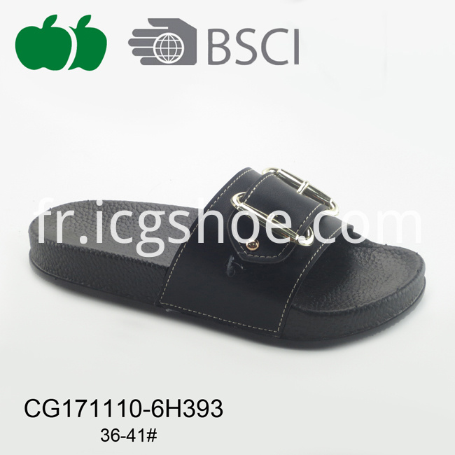 The Popular Simple Ladies Latest Flat Slipper