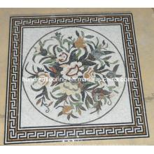 Мозаика Мозаика Мраморный камень Мозаика напольная плитка (ST99)