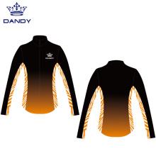 Cheap custom cheer varsity jackets