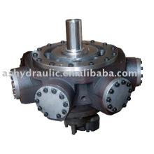 Staffa HMB de HMB080. HMB125, HMB200, HMB270, HMB325, moteur à piston radial hydraulique HMB400