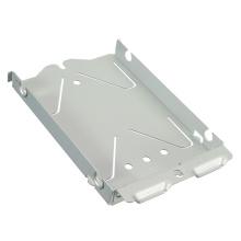 Super suporte de metal Unidade de disco rígido com parafusos Para o sistema Sony Playstation 4 PS4 Série Suporte de montagem