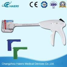 Grapadora automática de sutura automática lineal automática desechable
