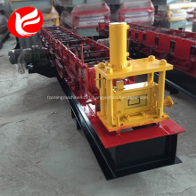 Machinery roofing panel make c purlin machine for tile