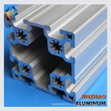 Industrial T Slot Aluminium Profile pour l'automatisation modulaire