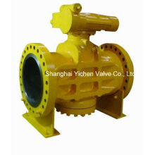 Inverted High Pressure Plug Valve (AX47W)