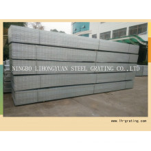 Hot Sale Steel Bar Grating with Serrated Type
