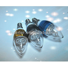 New design dimmable led candelabra bulb led pendant light