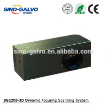 Sino-Galvo 3D Dynamic Foucs Business Industrial Galvo Scanner