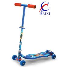 Scooter de 4 rodas PU para crianças (BX-4M002)