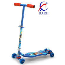 4 колеса PU самокат для малышей (ВХ-4M002)