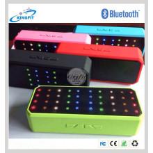 Alto-falante sem fio portátil Mini Bass Super Bluetooth