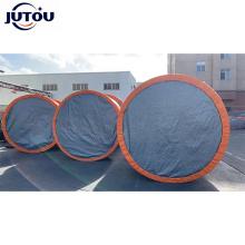 Custom Size Wear Resistant Rubber Conveyor Belt Rolls For General Industrial Equipment
