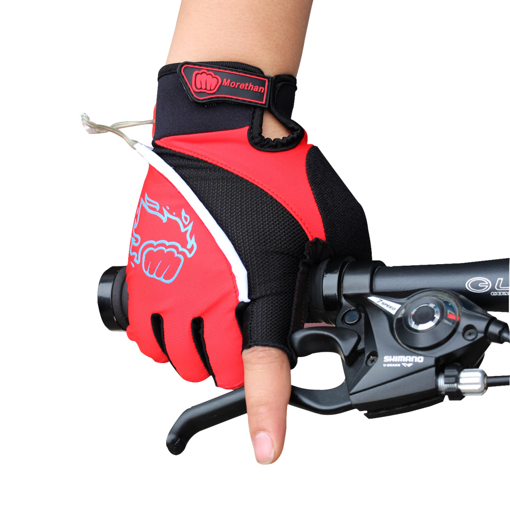 Bicycle Glitter Outdoor Gloves
