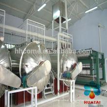 2017 SS / aço Carbono farelo de arroz refinaria de equipamentos