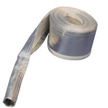 Manchon en fibre de silice haute qualité en aluminium