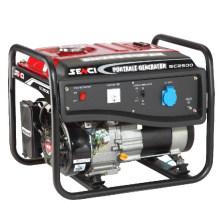 Precio asequible pequeño generador de gasolina 2Kw establece para Pakistán