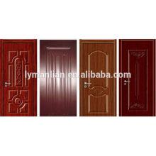 Cubiertas de puerta moldeadas HDF (fantasía, chapa, melamina)